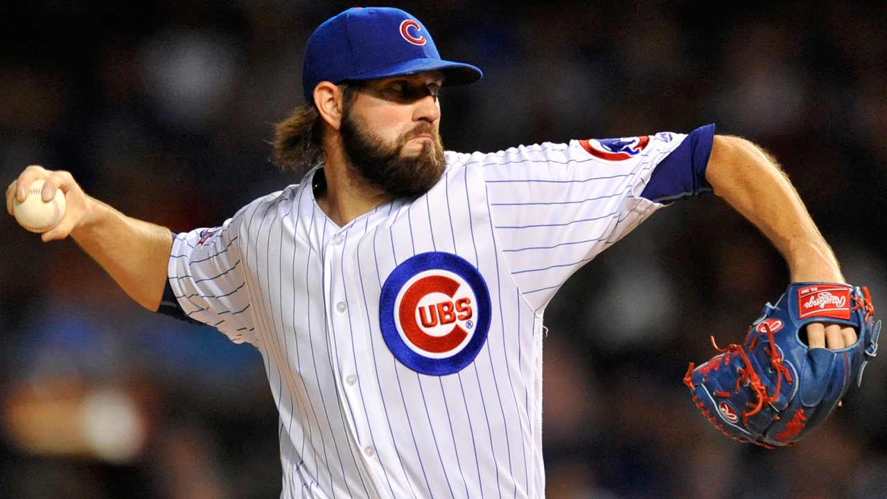 On To The Next One: Jason Hammel