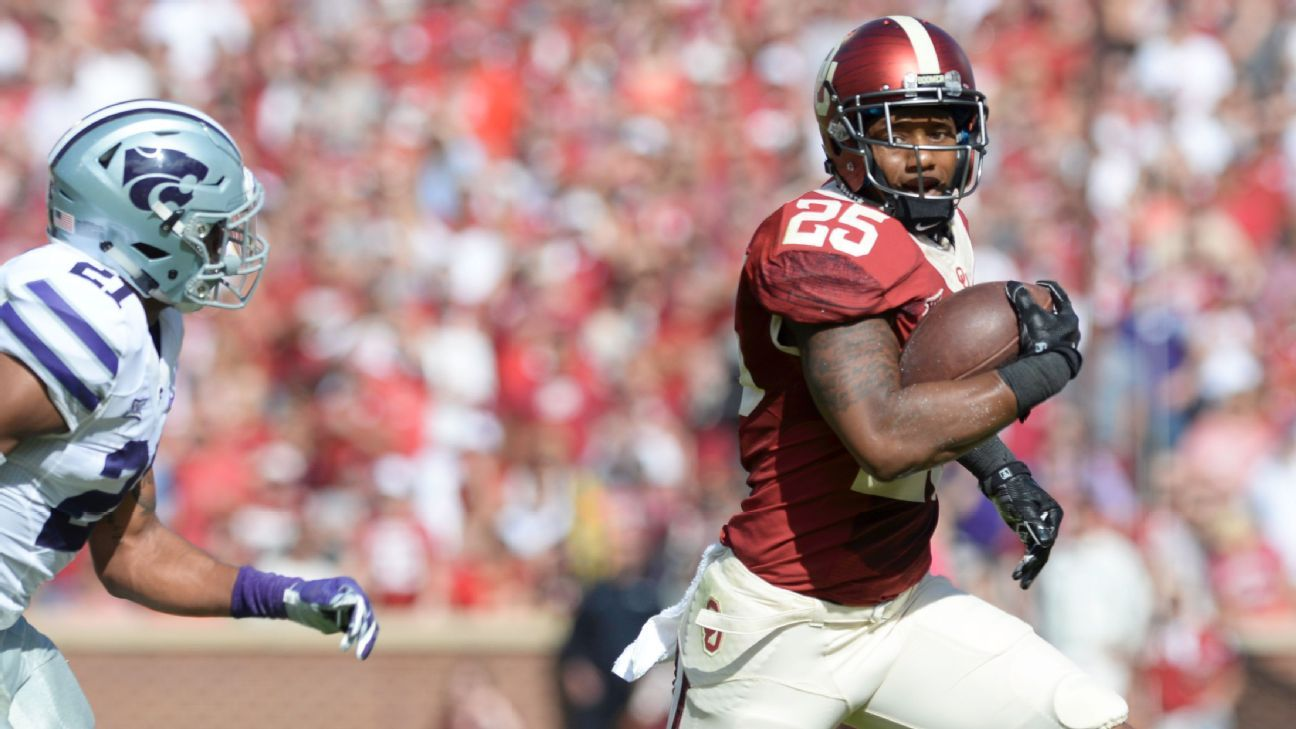 Oklahoma RB Joe Mixon Not Invited To Combine, Will Work Out At Pro Day