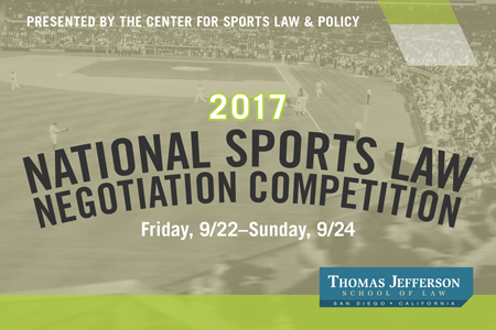sports law essay competition