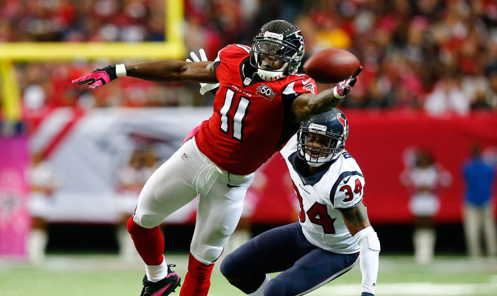 Falcons WR Julio Jones At The Center Of Pat Dye Jr., Jimmy Sexton Lawsuit