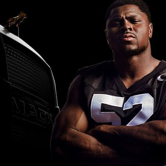 Raiders DE Khalil Mack Partners With Mack Trucks