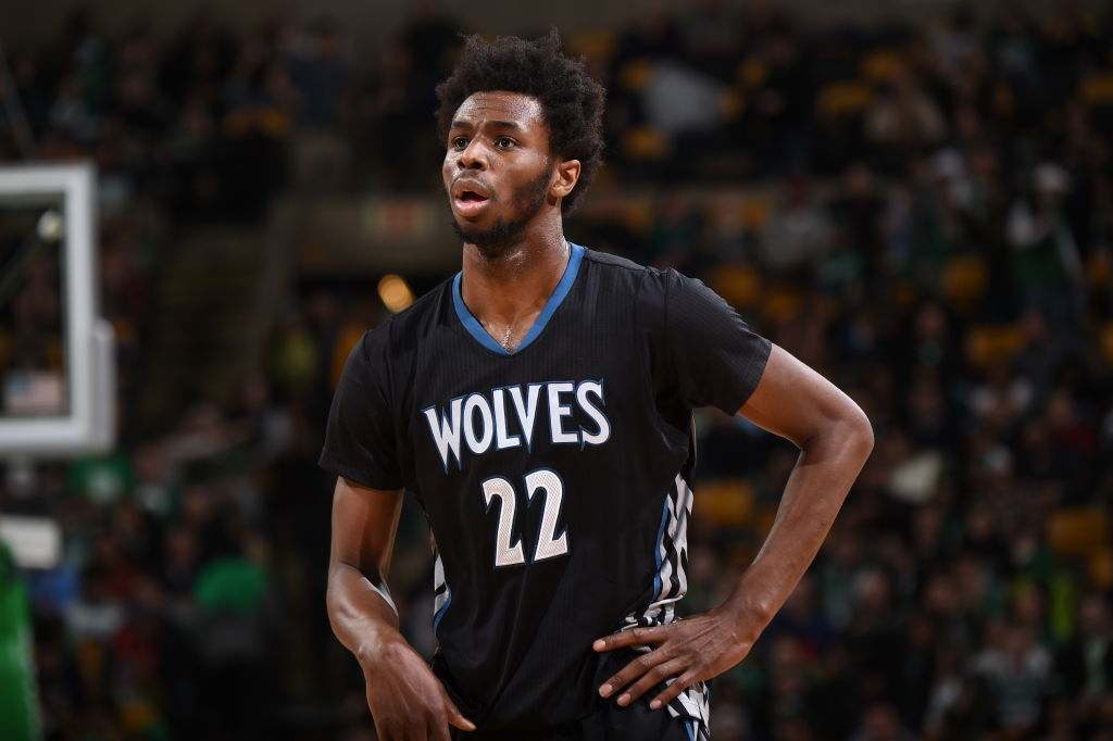 Andrew Wiggins And BDA Sports Cut Ties