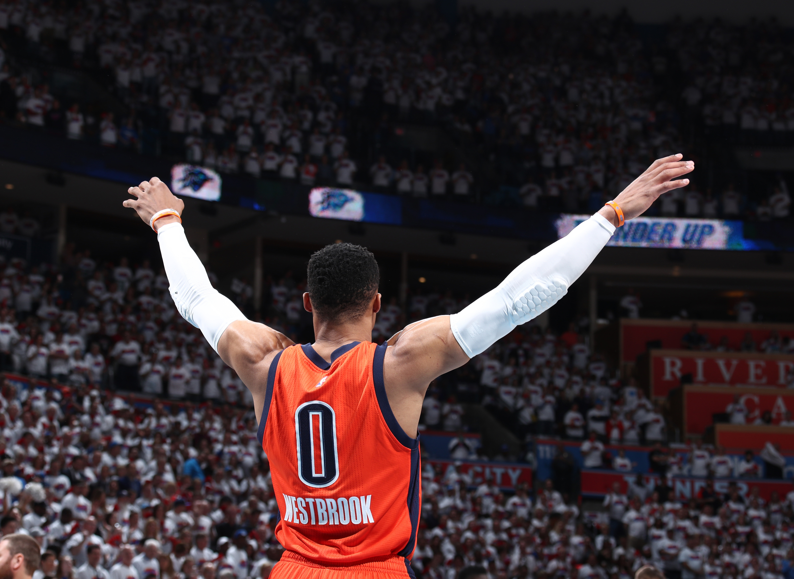Russell Westbrook, Jordan Brand Sign 10-Year Extension
