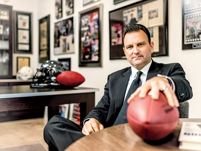 NFL Agent Drew Rosenhaus Inks Two Players Bound For Big Deals