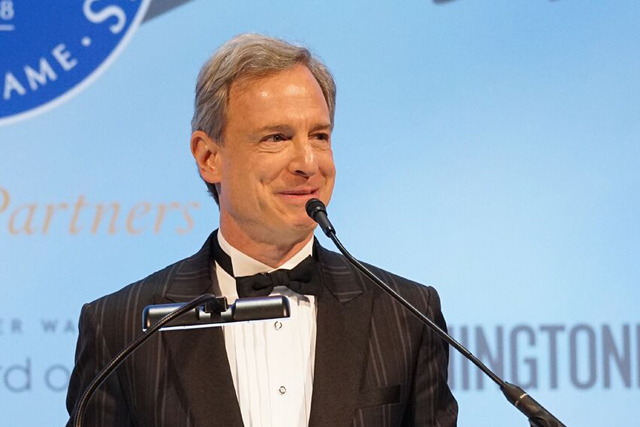 Octagon Founder And President Phil de Picciotto Inducted Into Washington Business Hall Of Fame