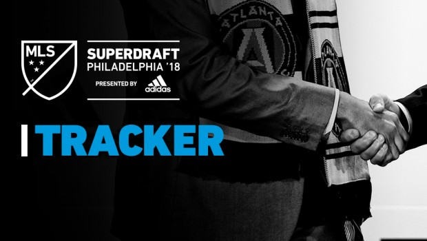 Wasserman Client's Drafted Early And Often In 2018 MLS SuperDraft