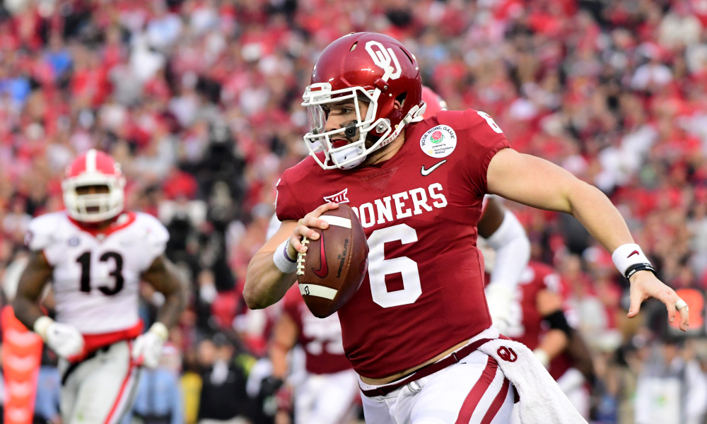 How Baker Mayfield's Agent Used His Oklahoma Roots To Land The Top QB