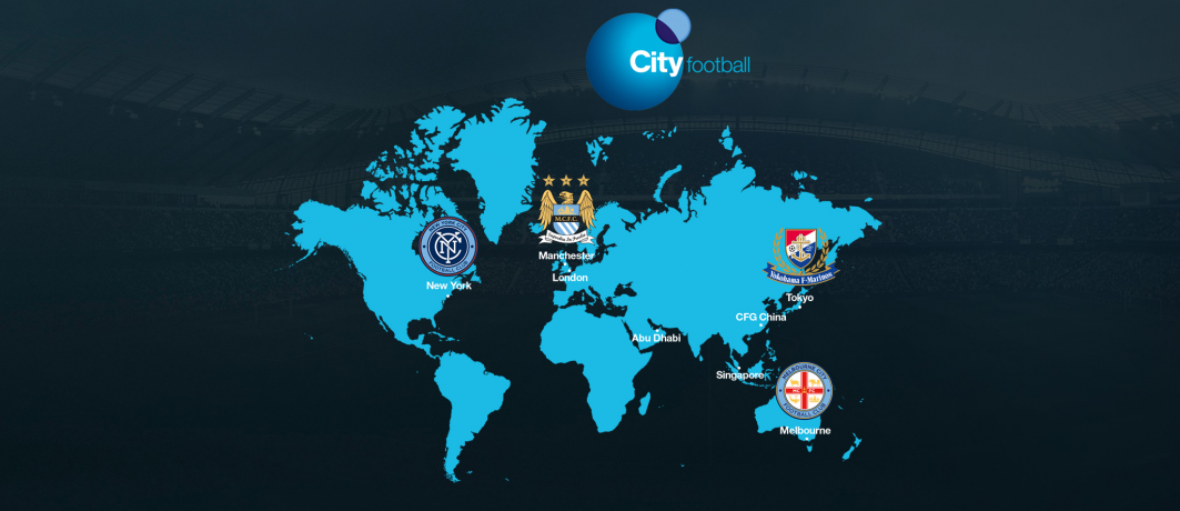 City Football Group Teams Up With CAA Sports To Develop Global Partnerships