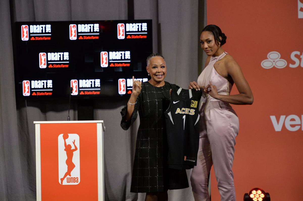 Wasserman Clients Highlight WNBA Draft