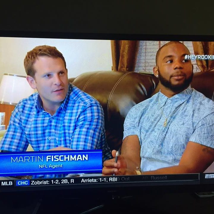 New Orleans-Based Martin Fischman Is A Young Agent Who Landed A Couple Of NFL 6th Rounders