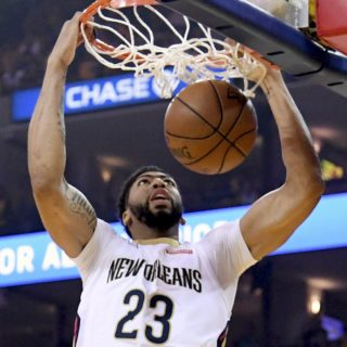 df4fd774029a On To The Next One  New Orleans Pelicans F C Anthony Davis