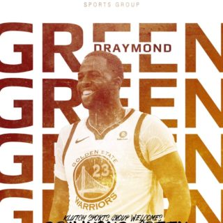 d4ac7f9f4d60 On To The Next One  Draymond Green Teams Up With Rich Paul. Klutch Sports  ...